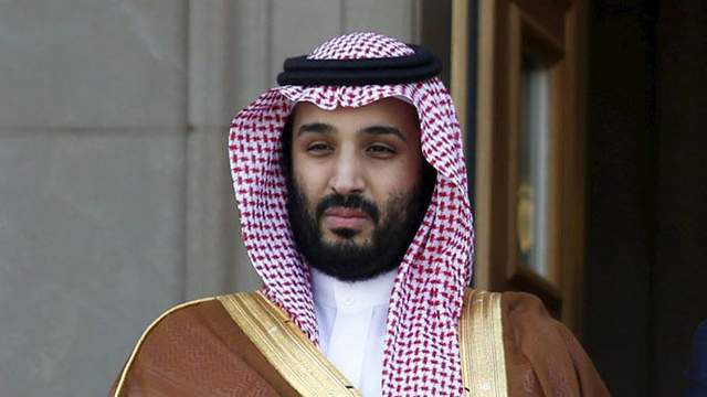 mohammed bin salman deputy crown prince and defense minister of saudi arabia photo reuters