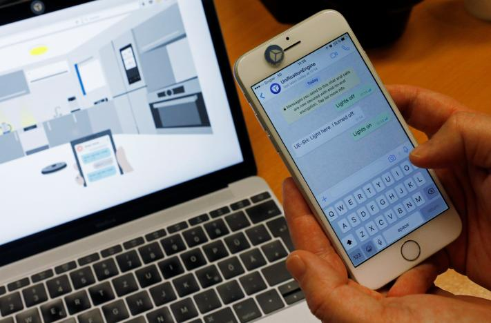 smart homes conundrum talk to appliances or text them