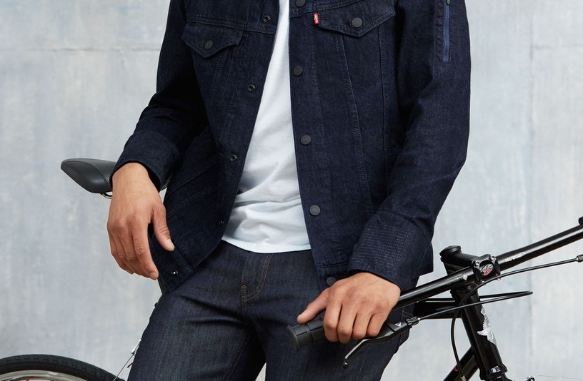 google and levi s smart jacket to go on sale this year