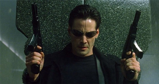 the matrix reboot in the works
