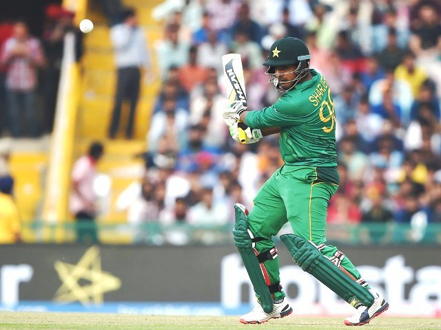 banned sharjeel replaced by leicestershire