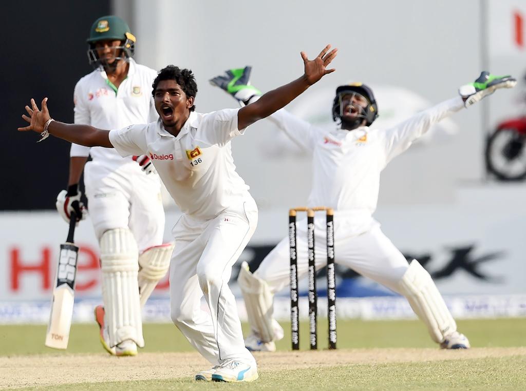 2nd test sri lanka in control against bangladesh