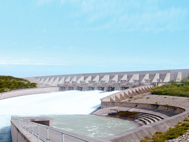I want to help people who have been uprooted because of Mangla Dam's expansion, he says in a statement. PHOTO: FILE