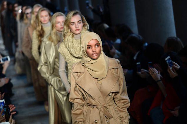 diversifying fashion freckles bare faces and skin pigmentation no longer drawbacks