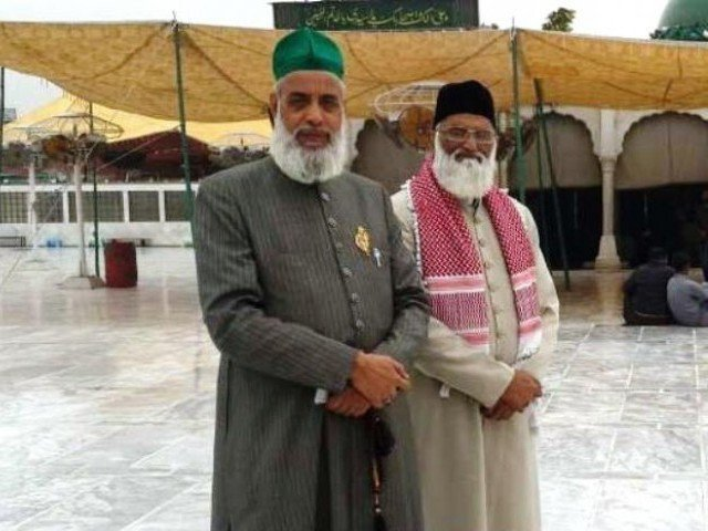 missing indian clerics traced in karachi