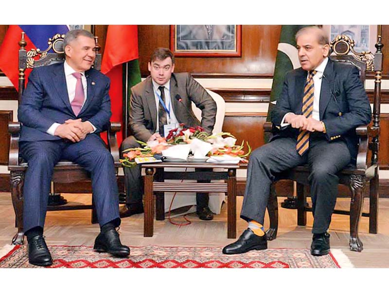 joining forces punjab tatarstan agree to boost business ties