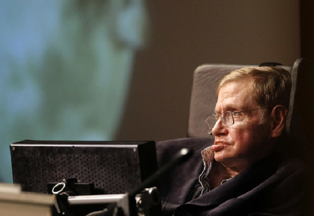stephen hawking to leave for space soon on virgin galactic ship