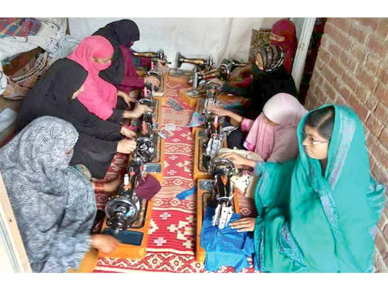 physically challenged sisters inspire others through hard work