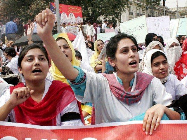 symposium begins amid doctors protest