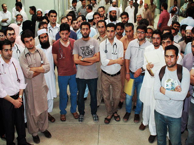 insecure accommodation ath doctors threaten to go on strike