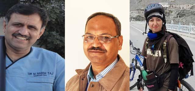 three ordinary pakistanis achieving extraordinary feats