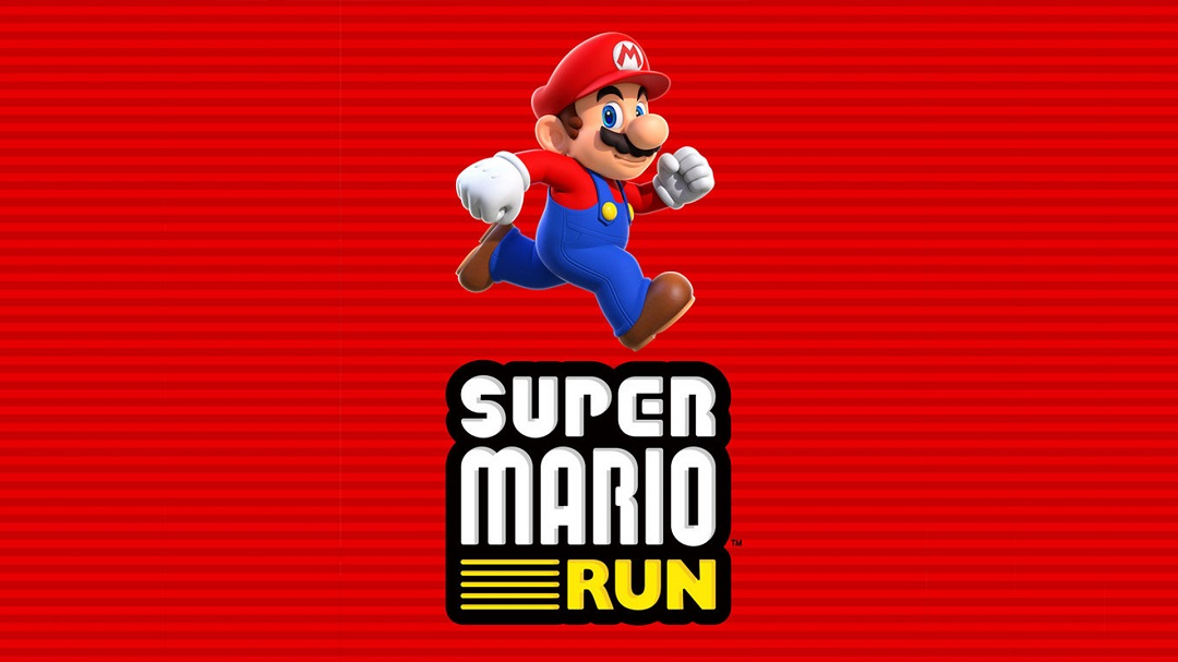 super mario run is now available for on android