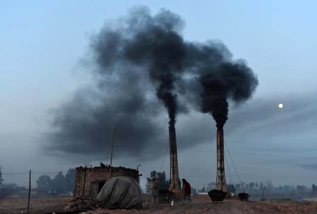20 brick kilns 11 industrial units sealed