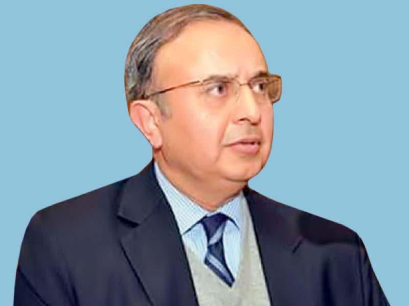 lhc chief justice mansoor ali shah photo file