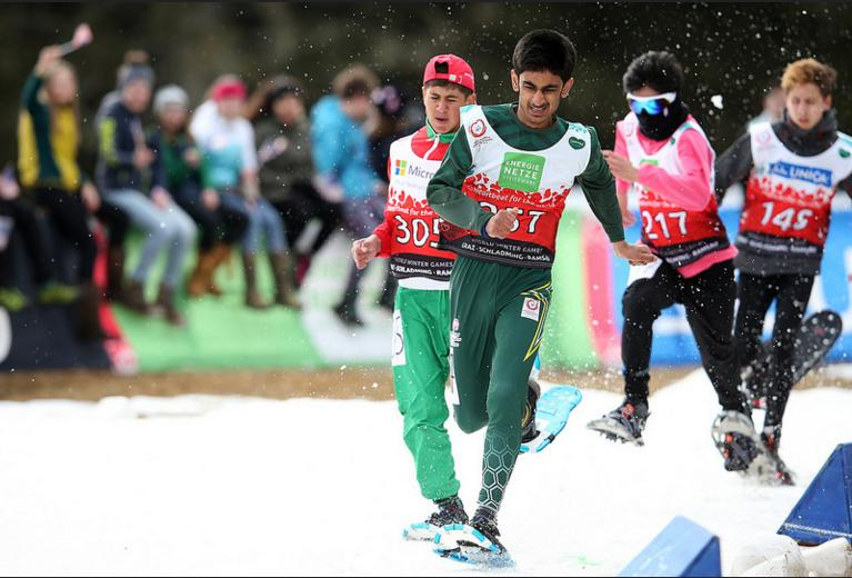 pakistan clinch 16 medals in special olympics winter games
