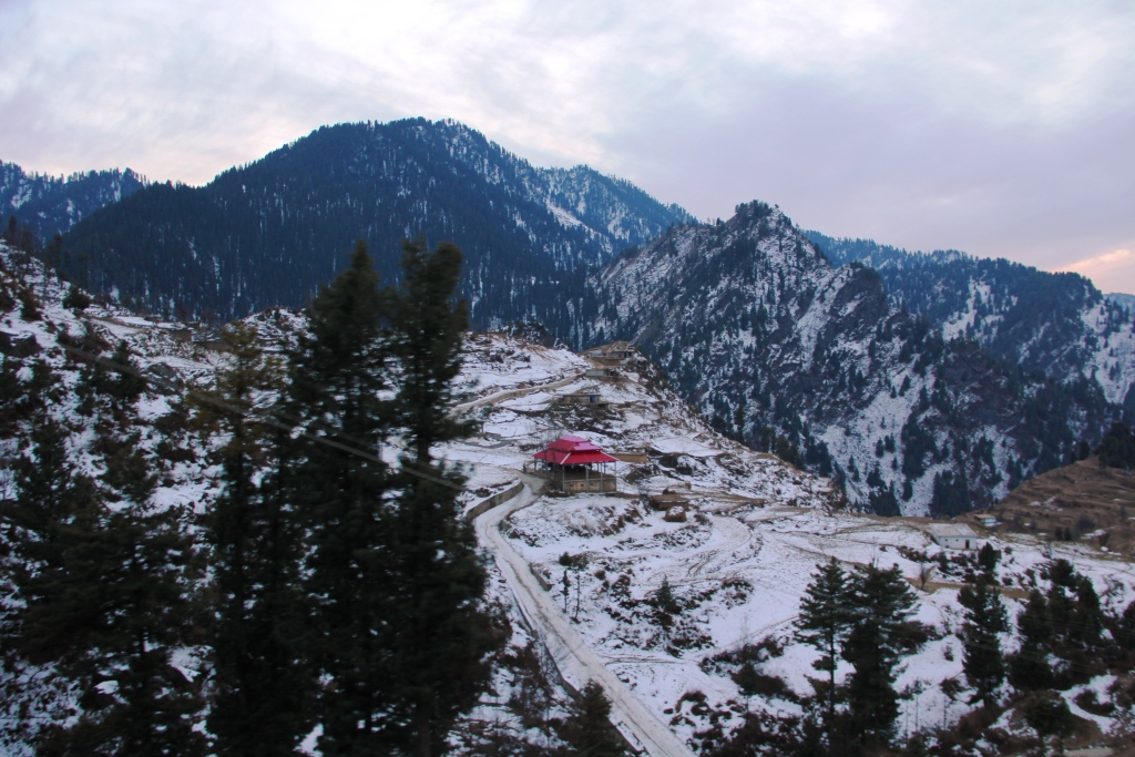 mountaineers climbers gather in swat
