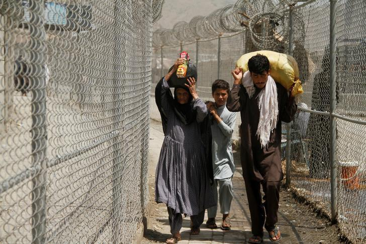 fencing the afghan border