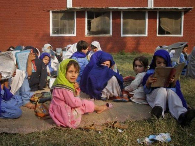 Activist suggests alternative schooling methods to get around cultural obstacles to education for women. PHOTO: EXPRESS/FILE