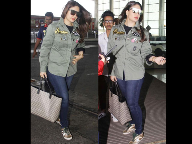 you won t believe how much kareena s airport look costs