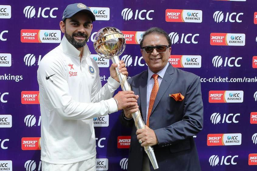 kohli delighted to receive test mace 1m as india top rankings