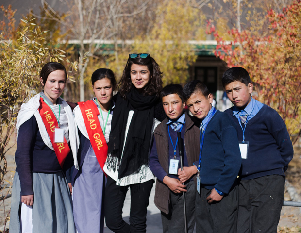 this pakistani girl left her six figure job in islamabad to teach children in hunza village