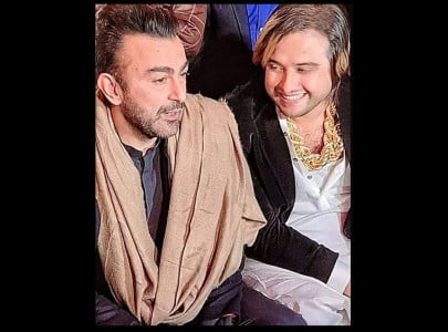 shaan shahid denies asking kashif zameer if foreign actors should be preferred over local celebs