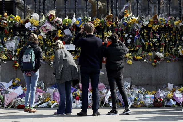 all those arrested after london attack now released british police