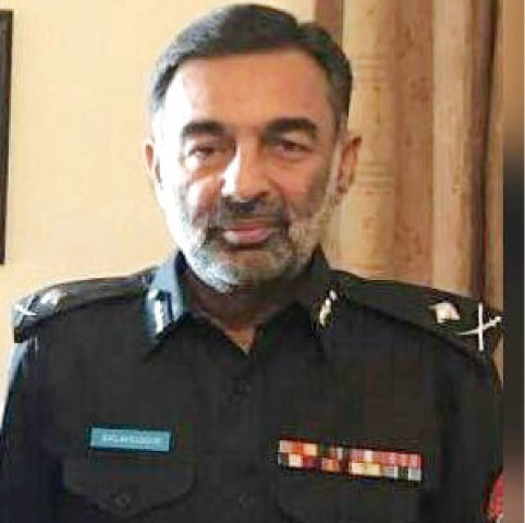 new k p police chief faces court challenge