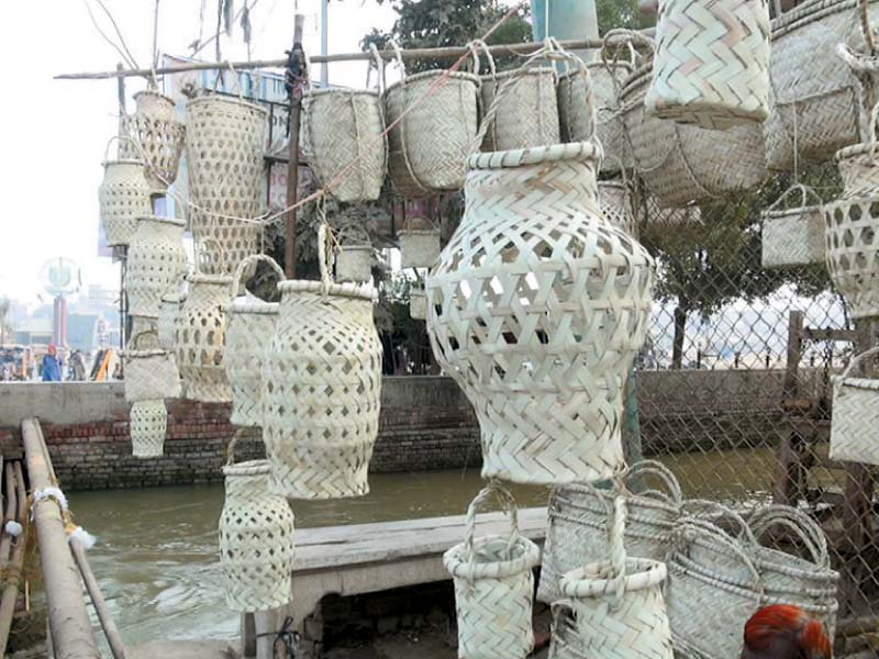 carrying on tradition from the hands of the master basket weaver