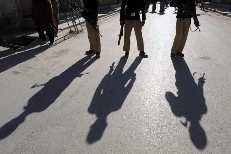 lack of evidence court acquits five policemen in fake encounter case