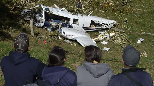 two killed as light aircraft crashes in north france