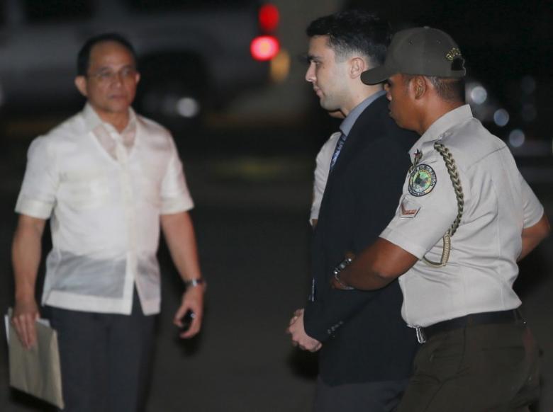philippine court upholds guilty verdict on us marine in transgender woman s killing