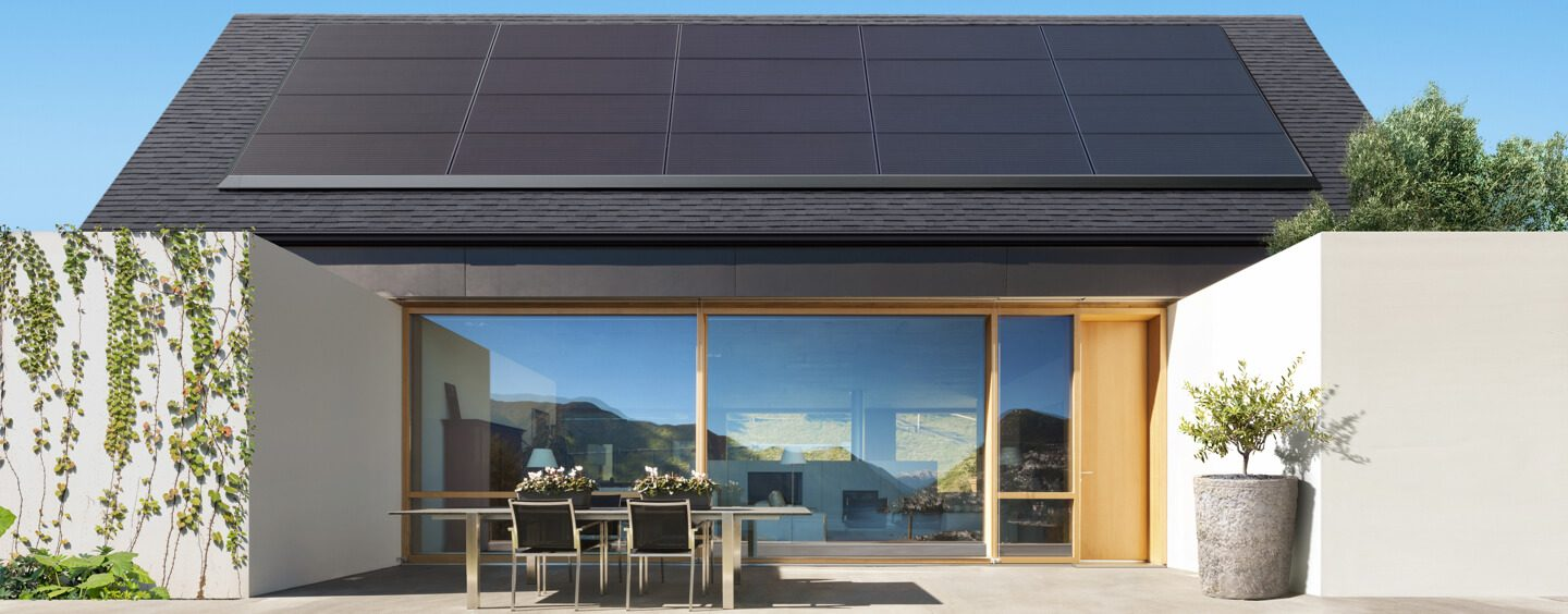 tesla s new solar panels are easier to install on your roof