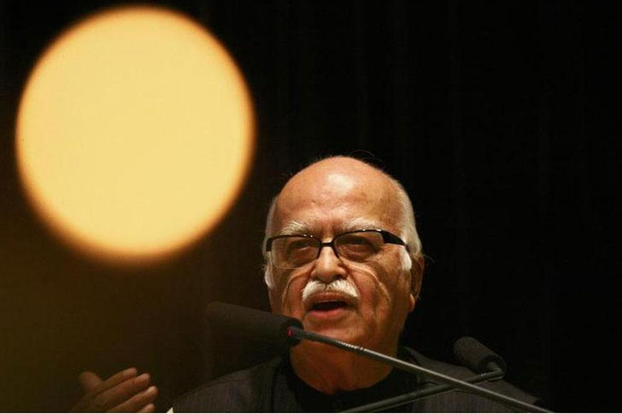 sad that sindh is not a part of india lk advani