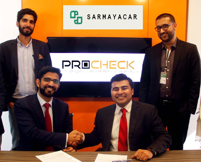 As part of the financing Sarmayacar founder Rabeel Warraich has joined the startup's Board of Directors.PHOTO: PUBLICITY