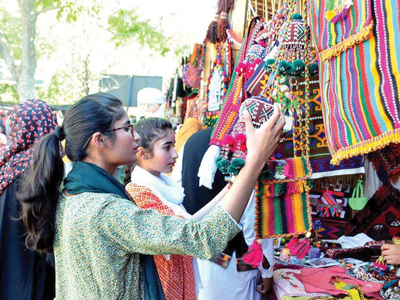 annual lok mela comes to an end