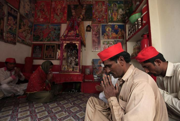 religious minorities being discriminated against