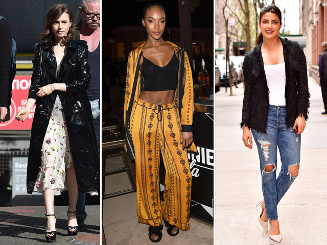 celebrity spotting stars rock the perfect off duty looks