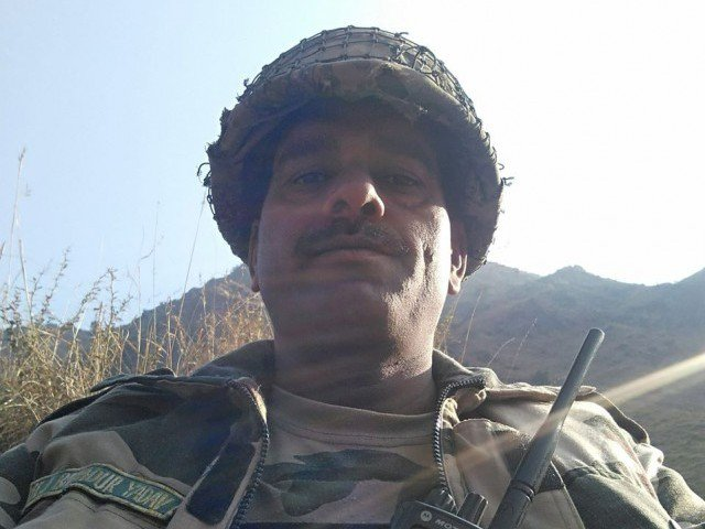 bsf says tej bahadur yadav was found guilty on certain charges of indiscipline photo facebook