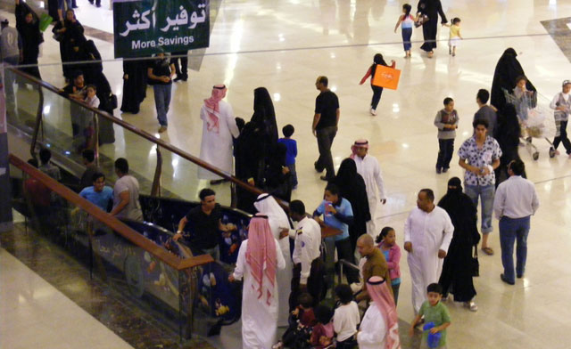 the kingdom has been steadily closing off different areas of employment to foreigners