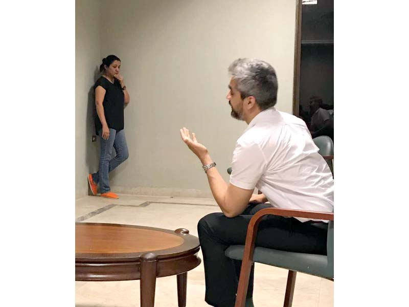 comedy play dil e nadaan to hit the alhamra stage