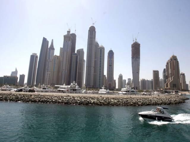 Saudi Arabia and UAE provide 90% of job opportunities to Pakistan's total overseas workforce. PHOTO: AFP