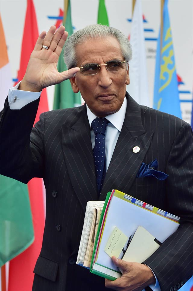 foreign office refutes malicious allegations against tariq fatemi