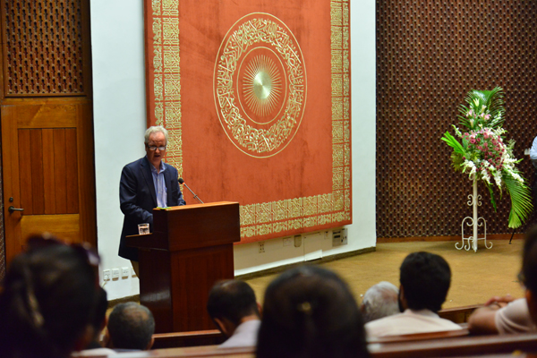 islamic principles not in contradiction with sciences says scholar
