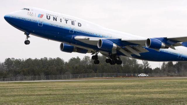 united airlines sends warnings