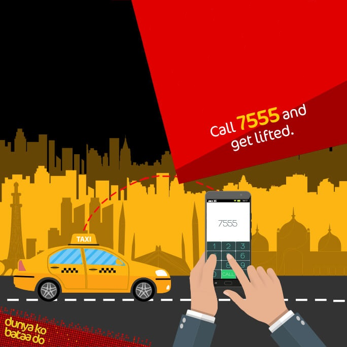 jazz launches ride hailing service in two cities