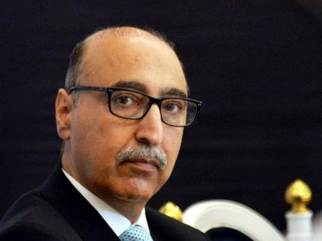basit rules out giving india consular access to jadhav