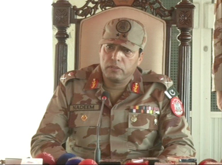 maj-gen-nadeem-ahmed-says-pakistan-targeted-afghan-security-check-posts-killing-50-people-photo-screen-grab
