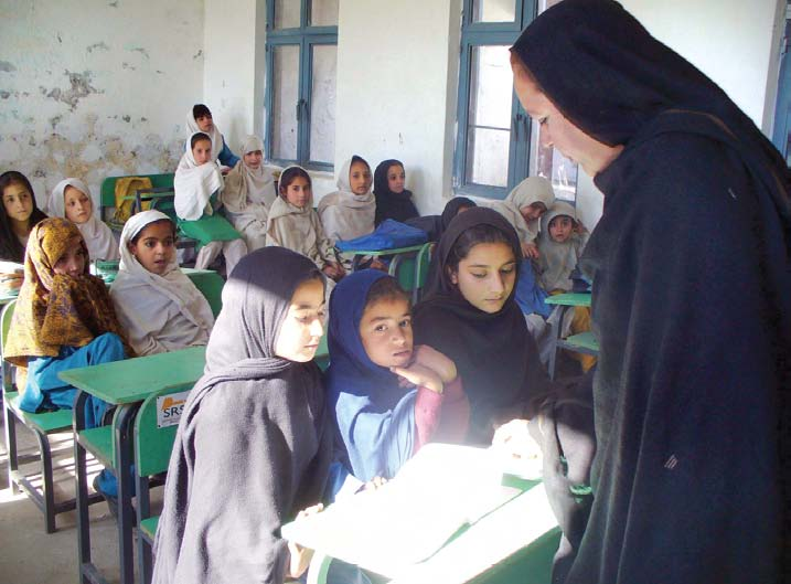 budget 2017 18 k p govt to allocate rs138b for education