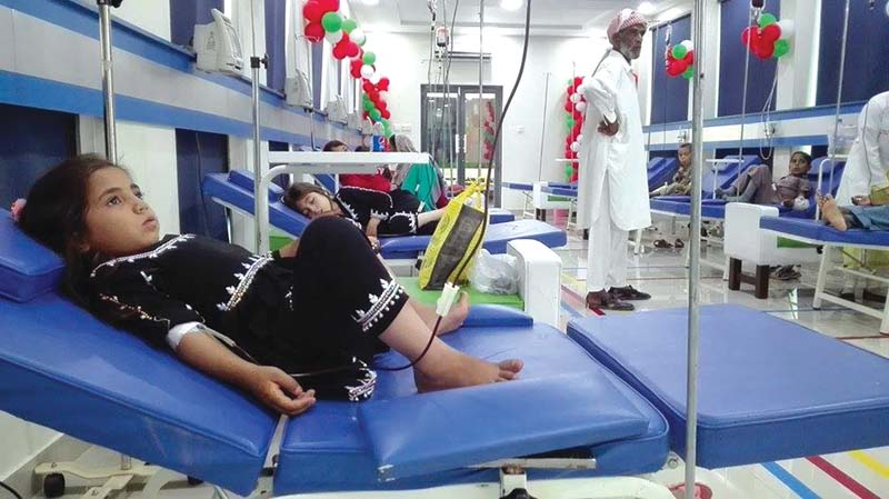 thalassemia day in absence of law experts urge proactive blood screening